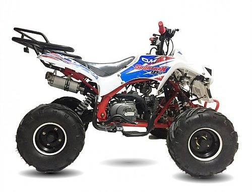Miniquad CVM Sportrax125cc