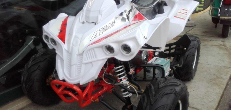 ATV Renegade Special DOC 125cc