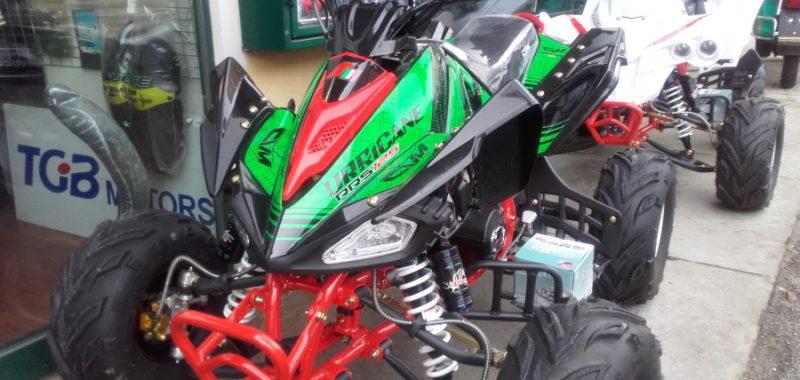 Quad HURRICANE Special 125cc
