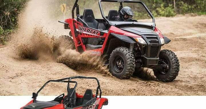 Wildcat Trail  700i XT