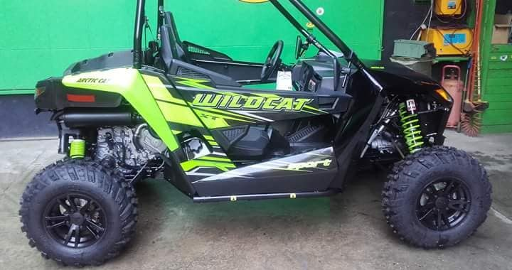 Wildcat Sport 700i LTD