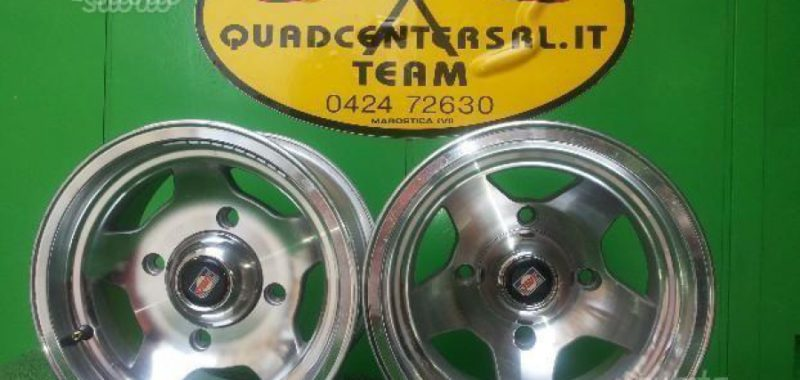 Cerchi Dougles Wheel 110
