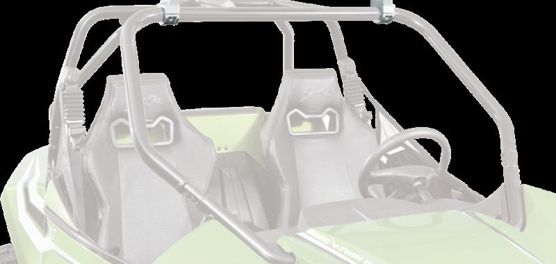 Barra luce in alluminio Prowler