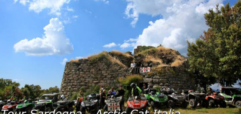 Arctic Cat Sardinia Tour