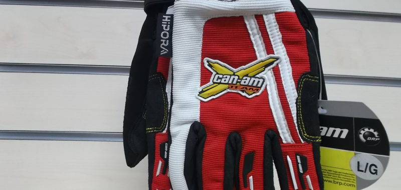 Can-Am 2861140606 Bianco/Rosso