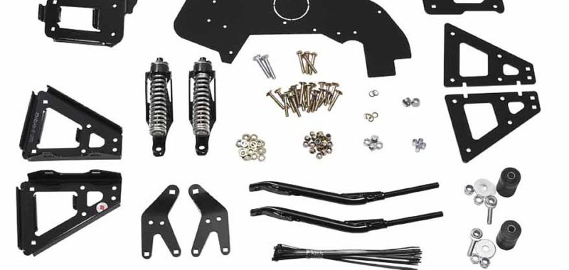 Kit montaggio cingoli ATV / Prowler