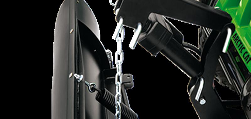 Attuatore spazzaneve Prowler