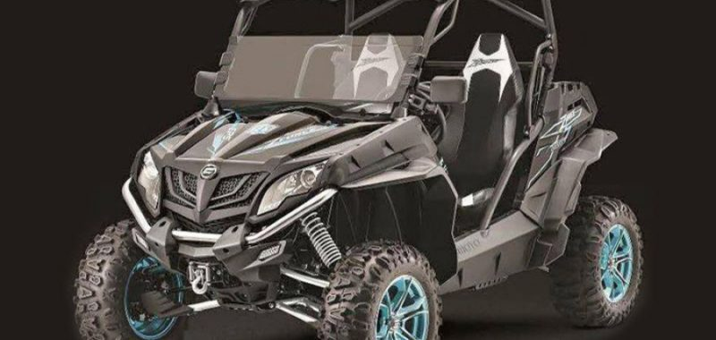 ZForce 800 EFI 4x4 Limited Edition 25th Anniversary