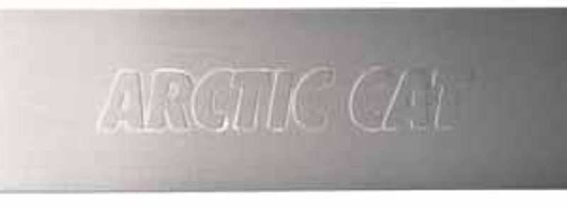 Protezioni laterali in alluminio Prowler