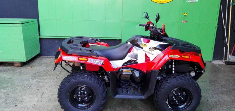 Quad (ATV) usato Arctic Cat Alterra 450 4x4 2016