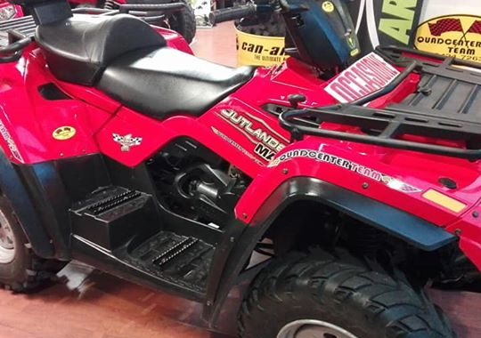 CAN AM OUTLANDER 400 MAX