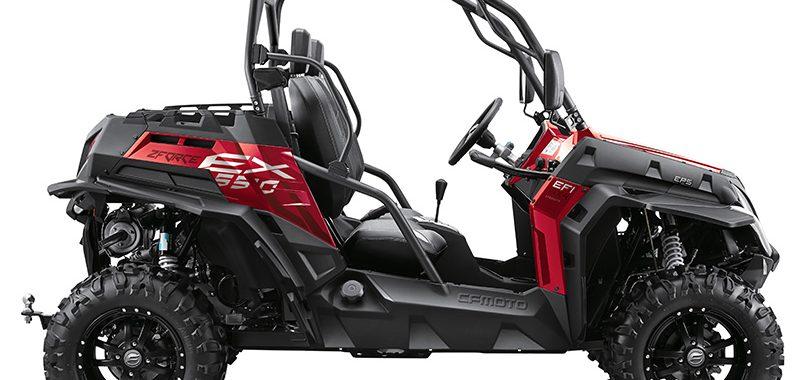 ZFORCE 550 EX EFI 4X4 t3