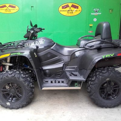 ARCTIC CAT 1000 TRV LIMITED EDITION