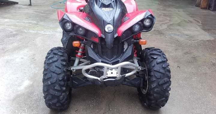 CAN AM RENEGADE 800R- Occasione !!!