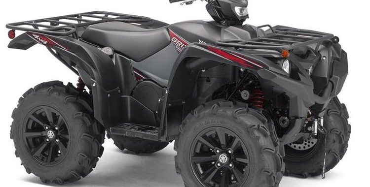 YAMAHA GRIZZLY 700 EPS Special Edition